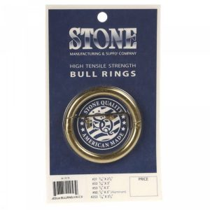 Stone Manufacture & Supply Company - High Tensile Strength Bull Ring