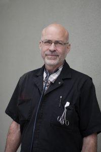 Dr Gordon McDonald