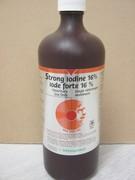 Iodine Strong 16% 500ml