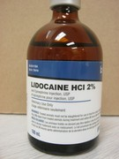 Lidocaine W/E 2% 100ml