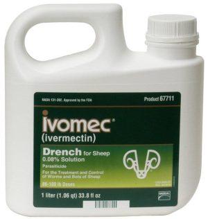 Ivomec Drench  1L