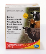 Cattlemaster Gold FP5 25doses