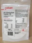 Solvet Electrolyte Powder HE 185g